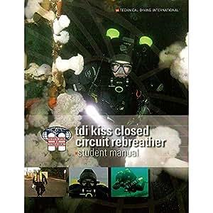 Amazon.com : TDI Kiss Closed Circuit Rebreather : Sports