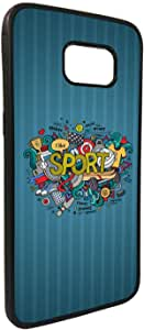 Sports games Printed Case for Galaxy S7