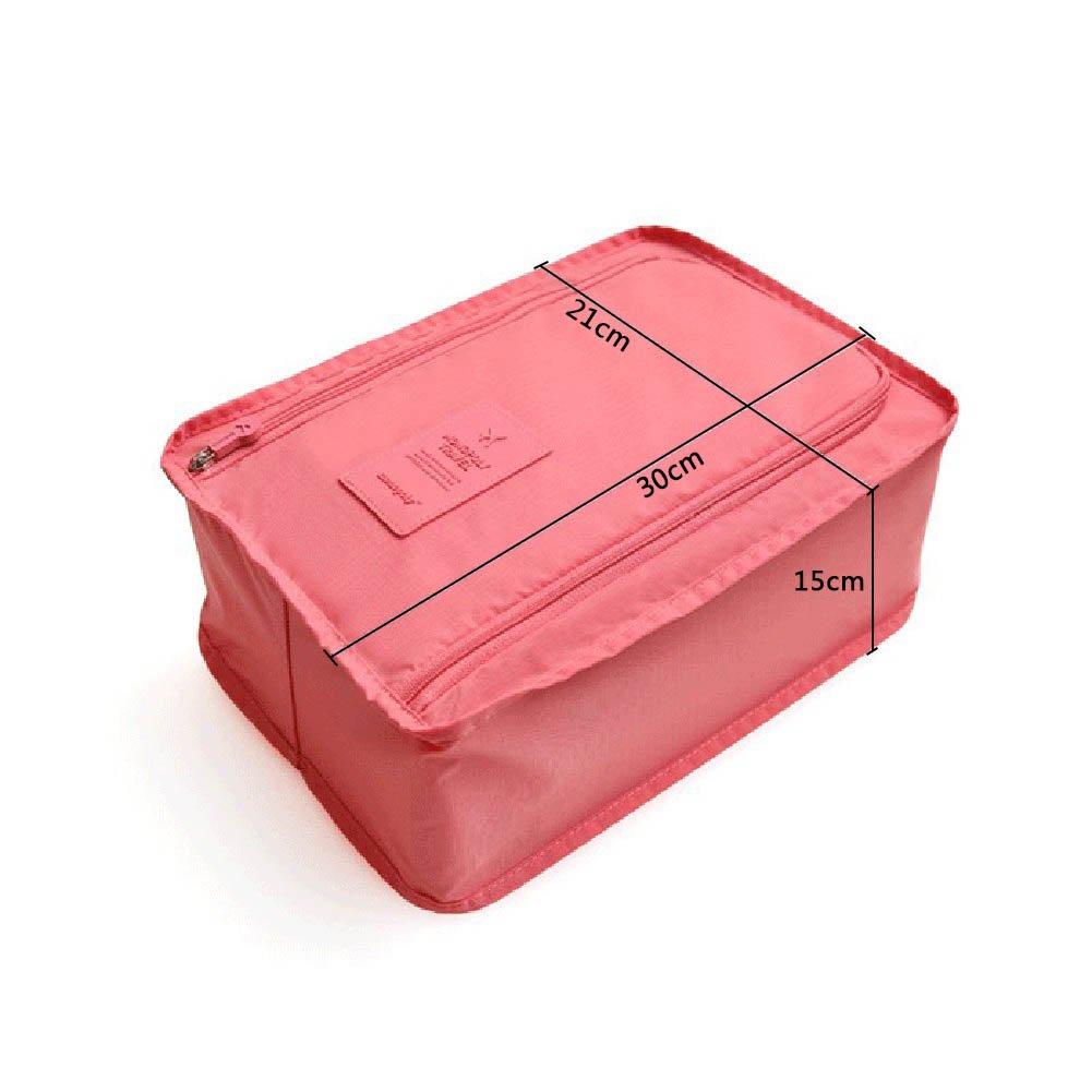 11.5CM Rose 21 Tonpot 1 St/ück Reise-Organizer multifunktionale Schuh-Organizer Aufbewahrungstasche 30