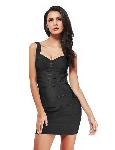 Women's Bandage Clubwear Dress...