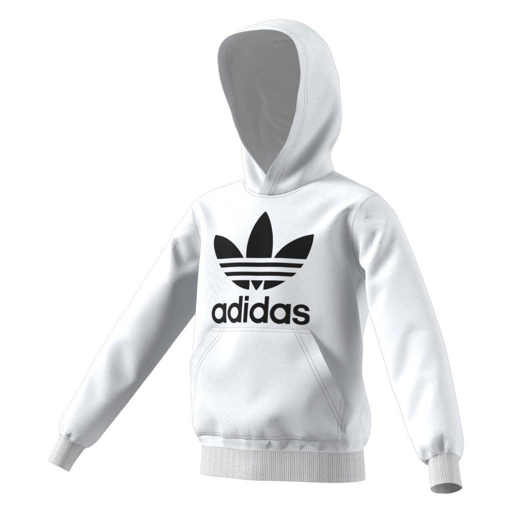 adidas Boys Originals Trefoil Hoodie CW3315
