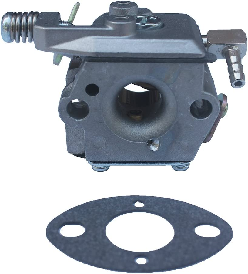 KIPA Carburetor for Tecumseh 640347 Oregon 50-660 MFG #5312 Strike Master Jiffy Ice Auger 50667 TMO49XA TC200 TC300 Small Gas Engine Chainsaw Lawnmower
