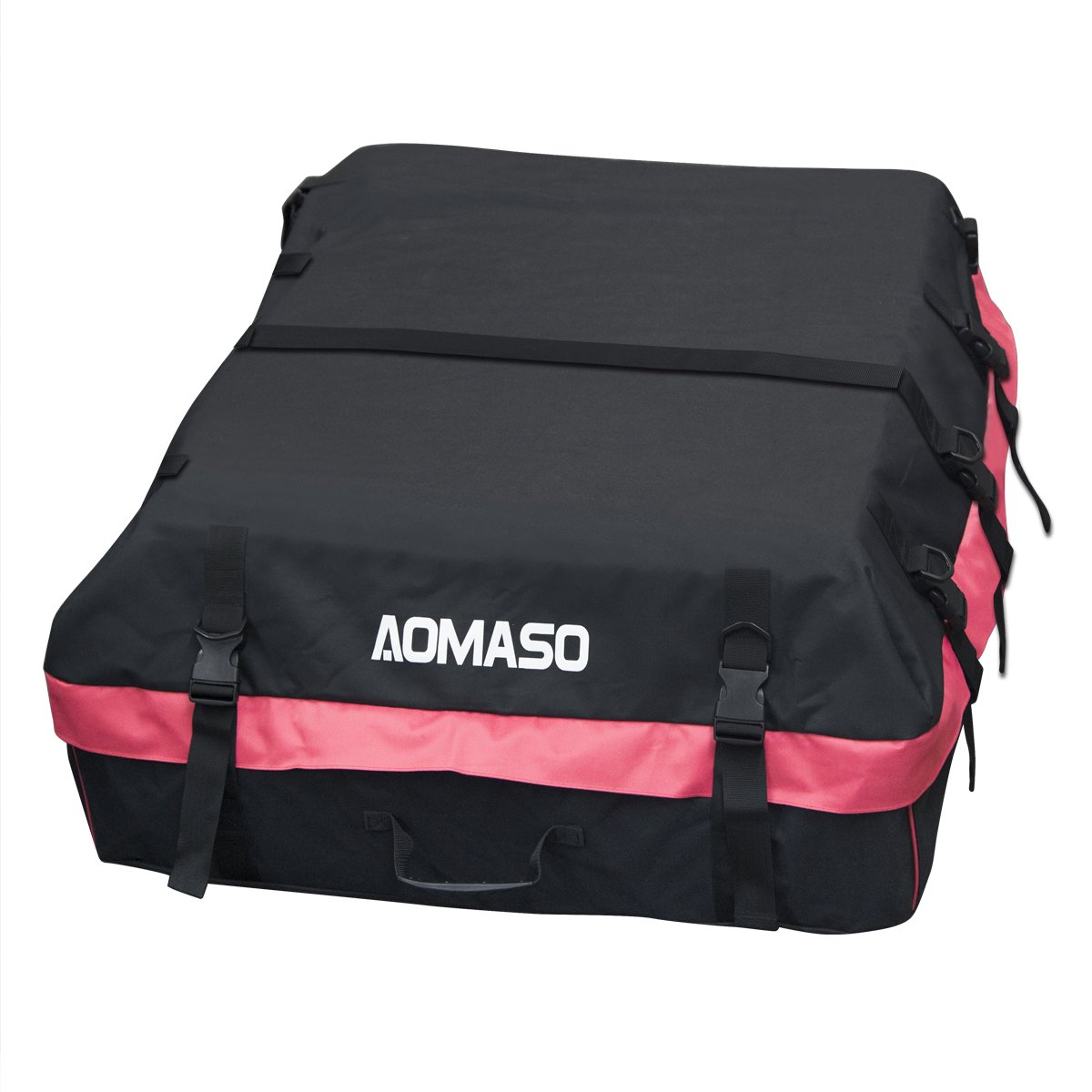 Aomaso Car Top Carrier Waterproof Roof Top Cargo Rack 10 Cubic Feet Storage Box Roof Top Bag for Travel and Luggage Transportation by Aomaso