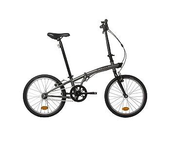 Bicicleta plegable btwin segunda mano