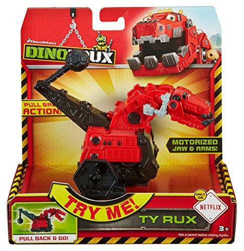 61g0g1h0GaL - Mattel Dinotrux Ty Rux Vehicle
