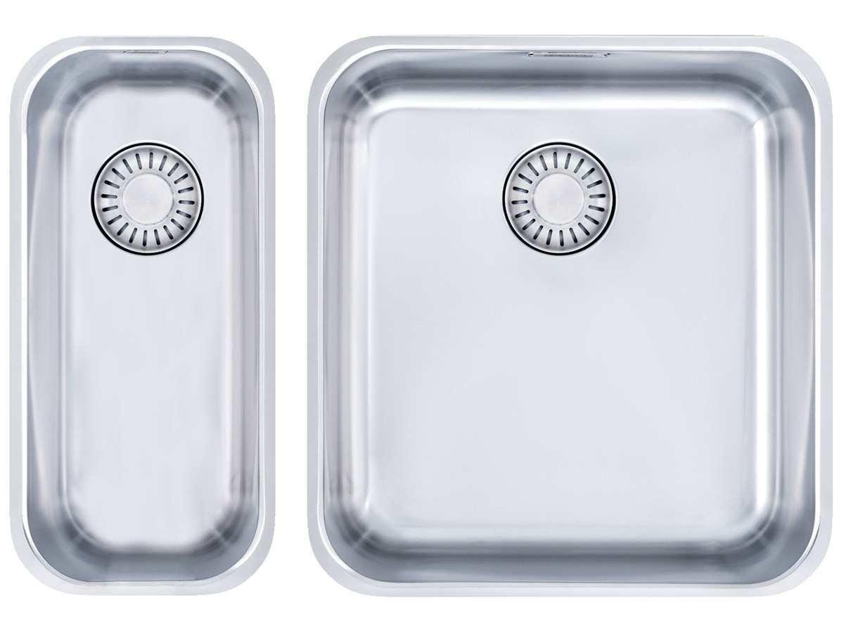 Fantastisch Küchenspülen Edelstahl Unterbau Zeitgenössisch - Ideen ...