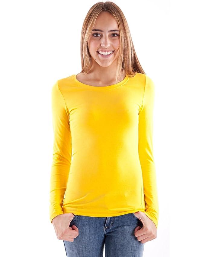 Yellow Shirts Womens Is Shirt
