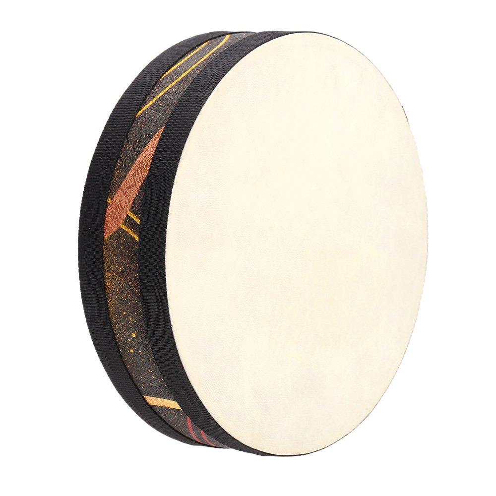 Andoer Ocean Wave Bead Drum Gentle Sea Sound Musical Instrument Percussion