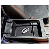 YEE PIN 2020 Sonata Armrest Organizer Center Console Organizer Tray Sonata Limited Armrest Tray Armrest Box Secondary…