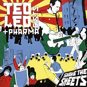 Ted Leo Amp The Pharmacists Shake The Sheets Vinyl