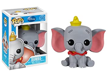 Amazon.com: Figura de vinilo de Dumbo, de Funko POP Disney ...