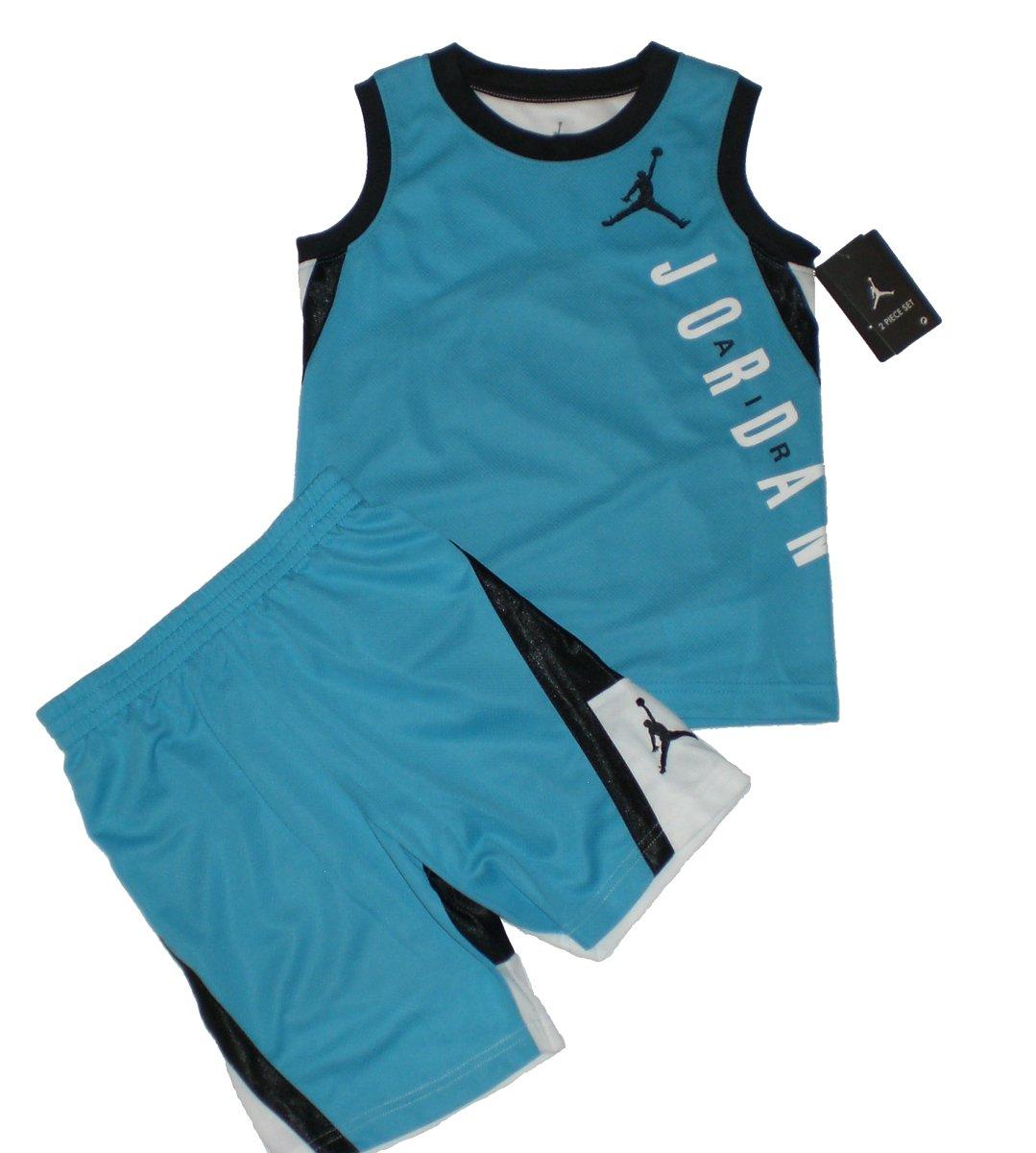 2c867aefe30 Amazon.com  Nike Air Jordan Boy Tank-Top   Short