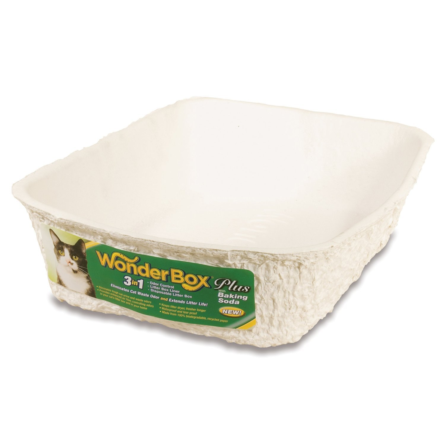 8 in 1 Pet Products Kitty's Wonderbox Size Small