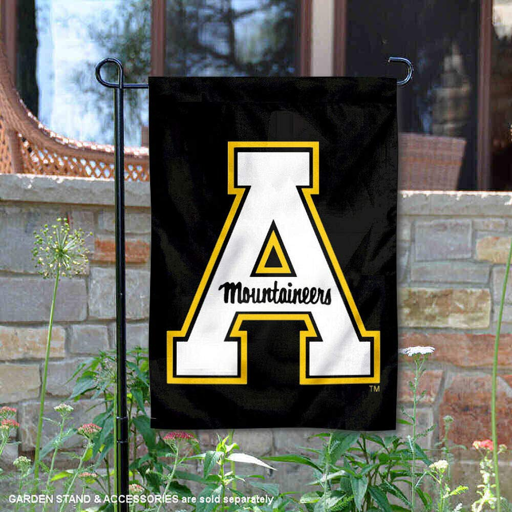 College Flags and Banners Co. Appalachian State Mountaineers Garden Flag