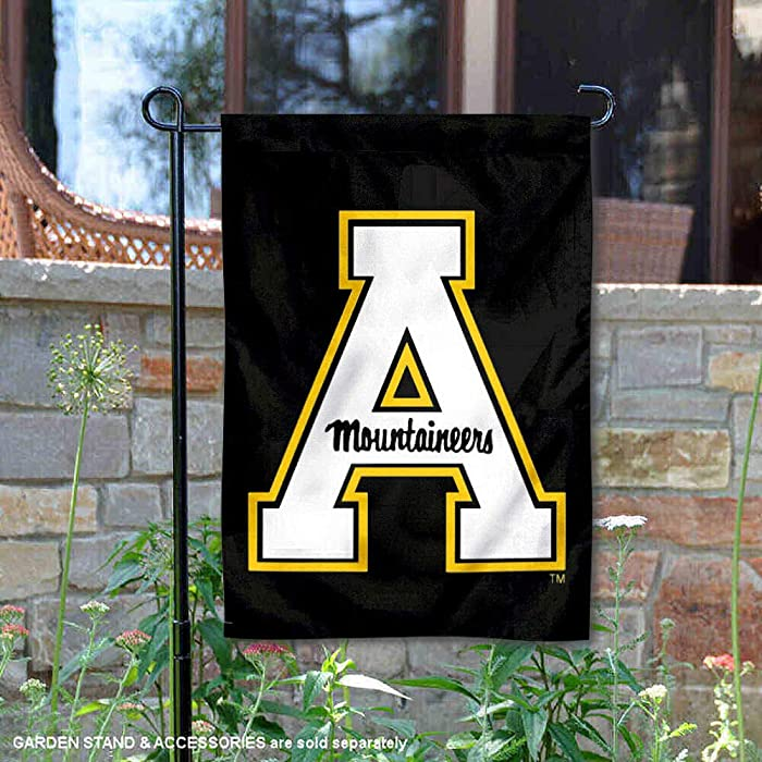 Top 9 Appalachian State Garden Flag