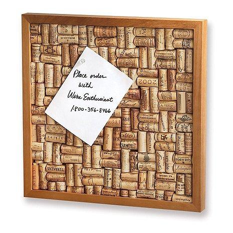 Wine Cork Small Board Kit by Denizli