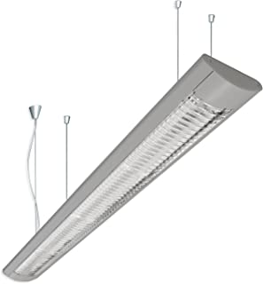 Premium Light Serie LED Panel Quadrat 120x120mm 9W Aufputzlampe Aufputz Leuchte Aufbaustrahler Deckenlampe 6000K Kaltwei/ß Wei/ßer Rahmen
