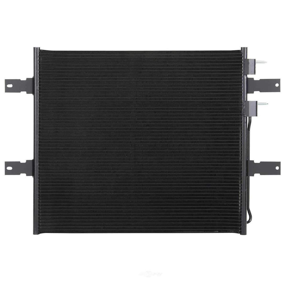 Prime Choice Auto Parts ACC83659 New A//C Condenser fits 2007-2009 Dodge Ram 2500 Ram 3500 Ram 4500 Ram 5500