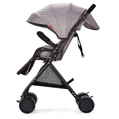 Cochecito de Bebé, Cochecito del Paraguas de la Mano Empuje ...