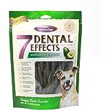 7 Effects Avocado Dentalstick - schmackhafte Hundeleckerlies zur gezielten Plaqueentfernung - gesunder Kausnack mit optimaler Verträglichkeit für kleine und große Hunde