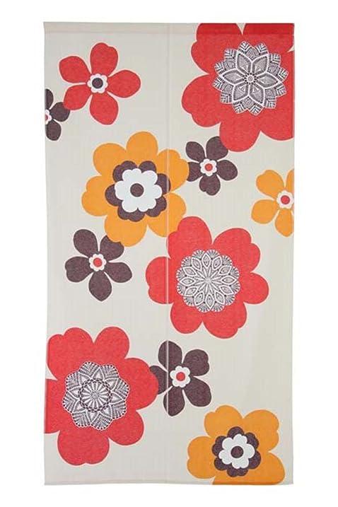 Amazon.com: Made in Japan Crochet Marimekko Design Noren Curtain ...