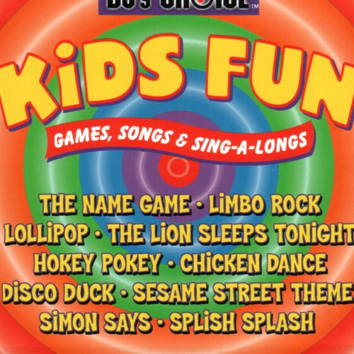dj 39 s choice kids fun games songs sing a longs by dj 39 s choice on amazon music. Black Bedroom Furniture Sets. Home Design Ideas
