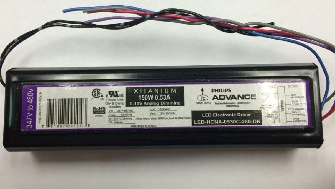 Xitanium 150W LED Electronic Driver
