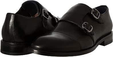 بلاك موستاش حذاء مونك للرجال , مقاس 41 EU , اللون اسود