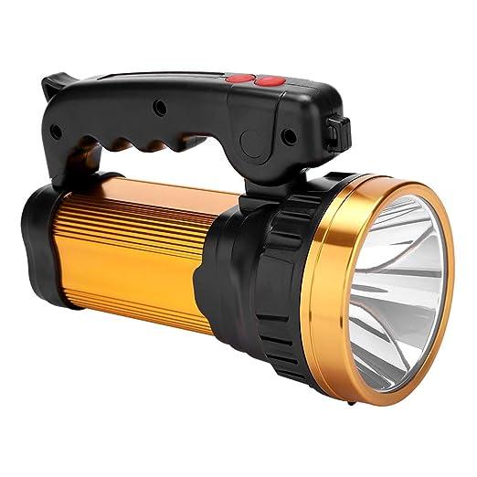Wiederaufladbare Led-scheinwerfer Flashlight  Taschenlampe Headlight DE