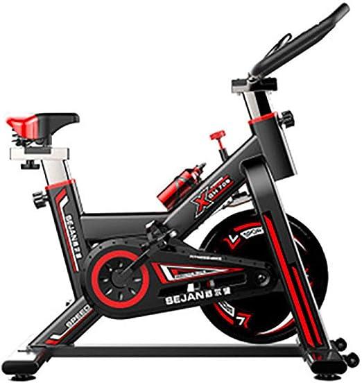 Warmwin Bicicleta de Spinning Bicicleta de Interior para el hogar ...