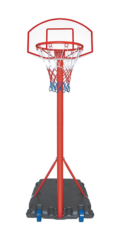 Desconocido Set de canasta y pelota de baloncesto