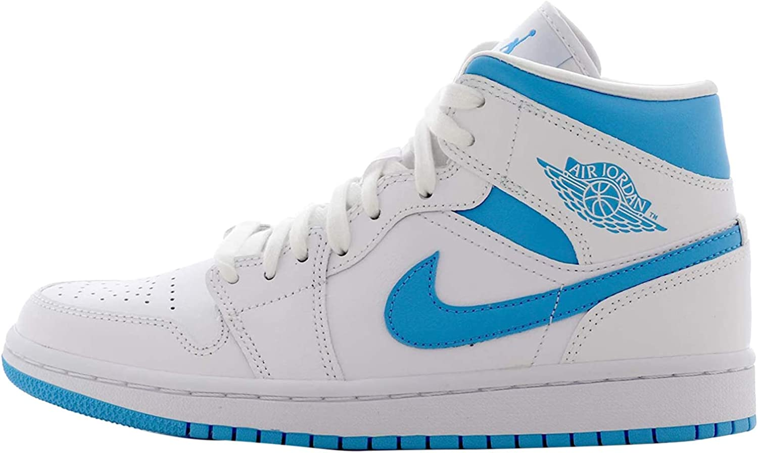 Amazon Com Nike Women S Wmns Air Jordan 1 Mid Basketball Shoe Basketball
