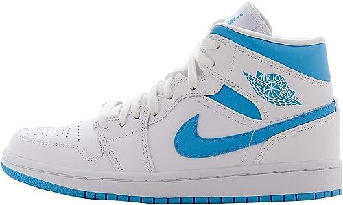 WMNS Air Jordan 1 Mid Basketball Shoe