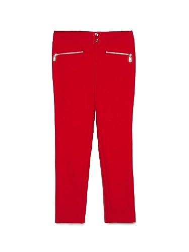 Fiorella Rubino – Pantalón – para mujer rojo 39