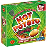 Hot Potato Family - Excellent, Engaging Fun Family Game. Simple Rules and Lots of Laughs.
