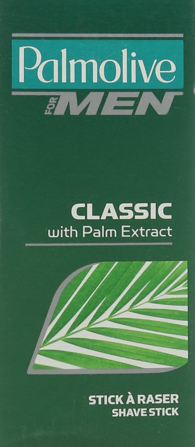 Palmolive For Men Classic Palm Extract Shave Stick 50g 208298
