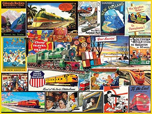 1000 piece train puzzles - 5