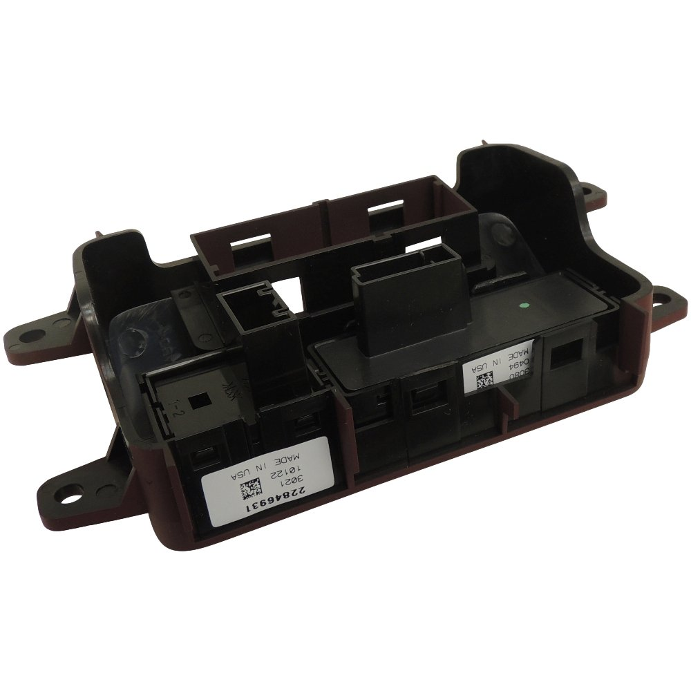 22846931 Multi-Function Switch w//Red Bezel New OEM GM 2013 Cadillac ATS