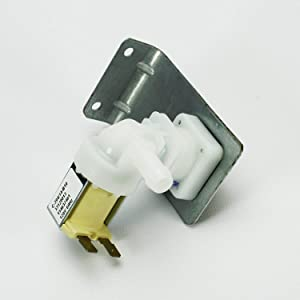 154373301/154373303/154637401 Dishwasher Water Inlet Fill Valve Replacement for Frigidaire, Electrolux, Kenmore