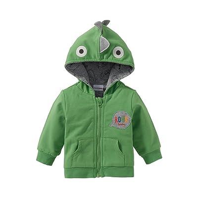 Bornino veste sweat veste bébé vêtements bébé, taille 50/56, vert