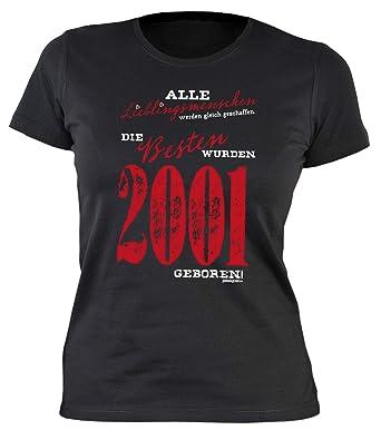 Sexy Madchen Damen T Shirt Exklusiv Zum 18 Geburtstag