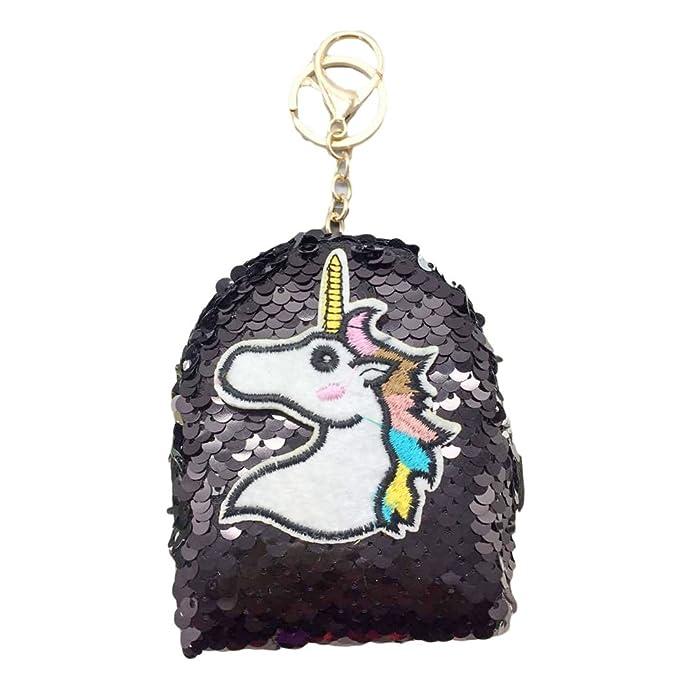 Amazon.com: TGP Reversible unicornio lentejuelas mini ...