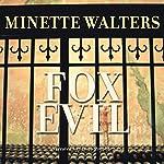 Fox Evil   Minette Walters