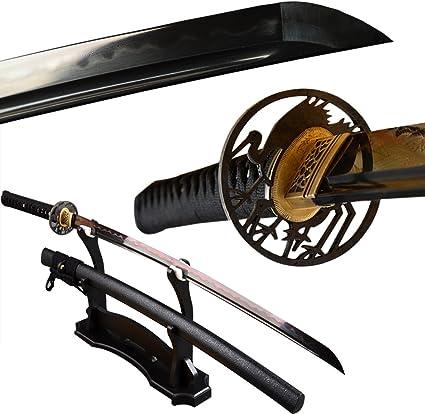 NEW The Bird Alloy Tsuba Handguard for Japanese Samurai Katana Wakizashi Sword