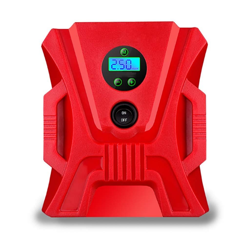 XPZ00 Auto Luft-Pumpe 12V Doppelzylinder Portable Elektro-Reifen Inflator