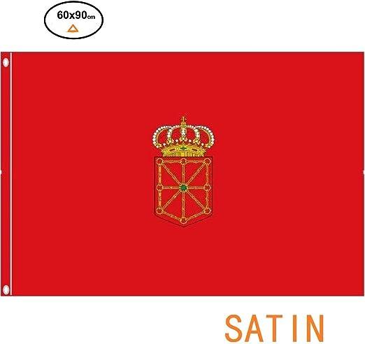Durabol Bandera de Navarra Comunidades autónomas de España 60 * 90 ...