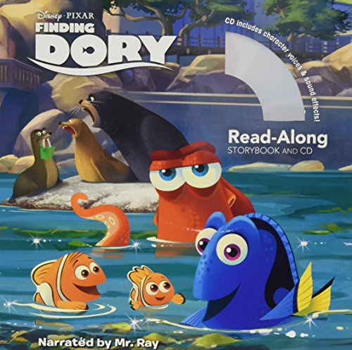 Finding Dory (Read-Along Storybook and CD)