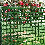 Abba Patio Plastic Safety Fence Roll, 23.62 x