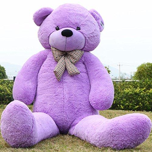 bear purple - 9