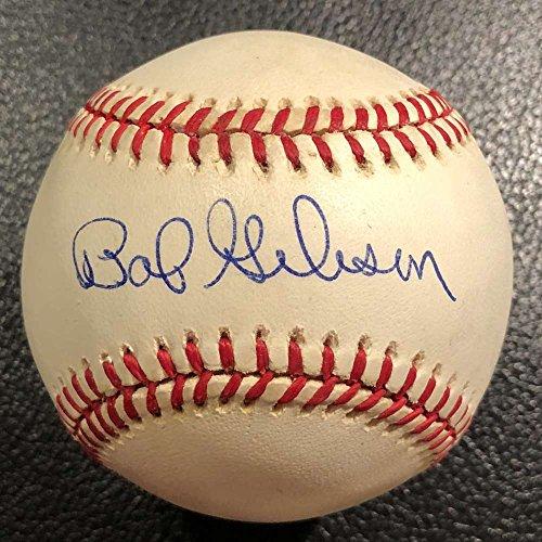 Bob Gibson Autograph (Bob Gibson ONL Baseball Signed Autograph Auto PSA/DNA Cardinals)